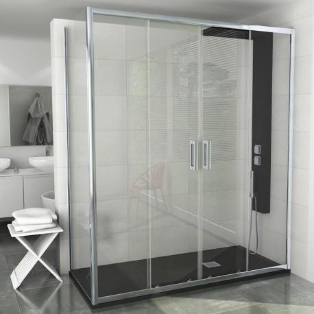 Tutto per la casa ai migliori prezzi tekasa - Box doccia tre lati leroy merlin ...