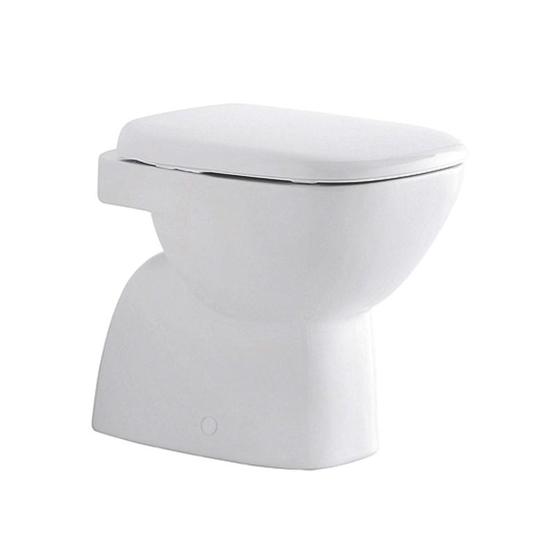 Sanitari bagno vaso pozzi ginori serie fantasia 2 scarico for Vaso scarico a parete